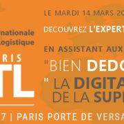 Découvrez l'expertise Delta Douane lors de 2 conférences du SITL Paris 2017