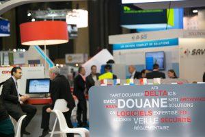 Delta Douane était au SITL Paris 2017