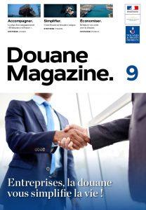 Delta Douane dans le 9è numéro de Douane Magazine