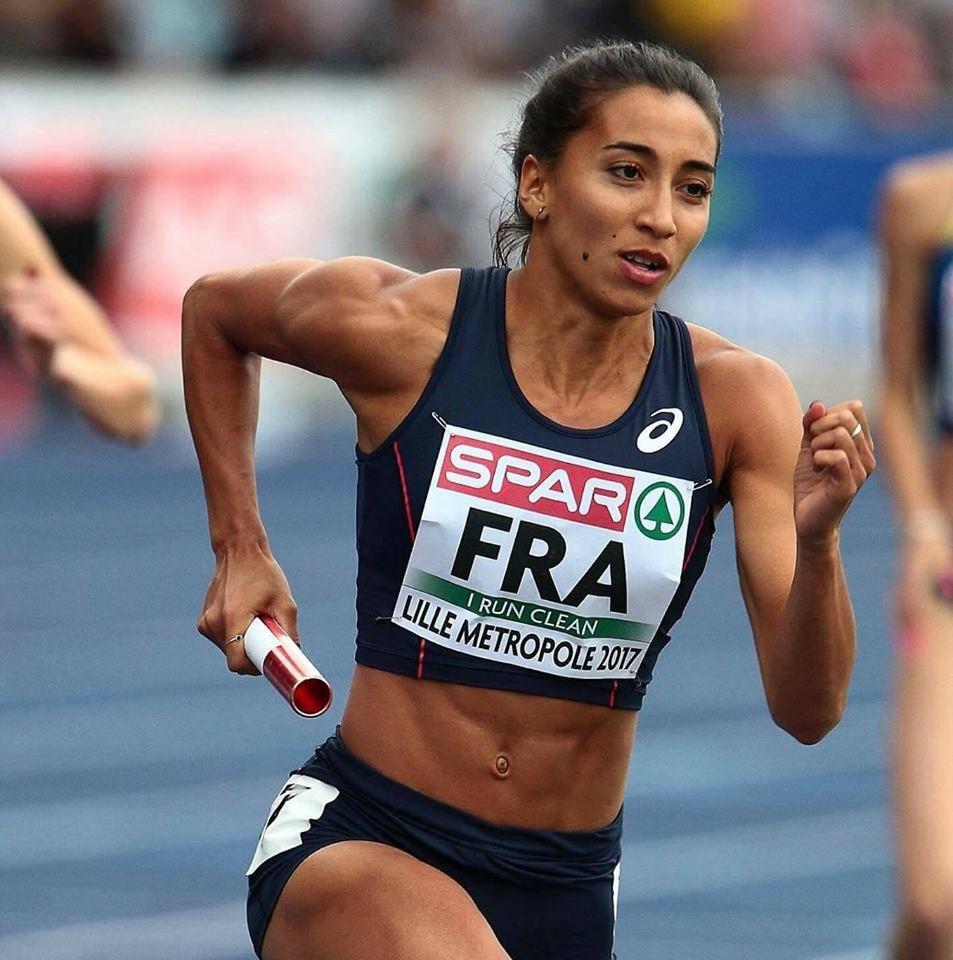 Mondiaux d'athlétisme de Londres : la belle finale de la nantaise Agnès Raharolahy