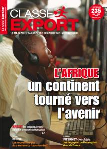 Retrouvez Delta Douane dansClasse Export MagazineN°235: L'Afrique un continent tourné vers l'avenir.