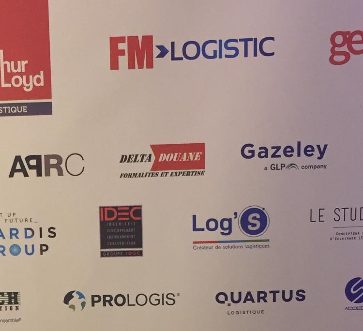 Delta Douane était partenaire du 7è Gala Supply Chain, le 5 avril 2018 au Pavillon d'Armenonville